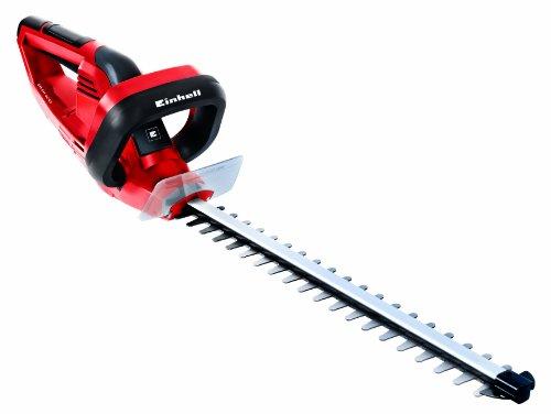 Einhell Elektro-Heckenschere GH-EH 4245 (420W, 450mm Schnittlänge, 12mm Schnittstärke, Metallgetriebe,...