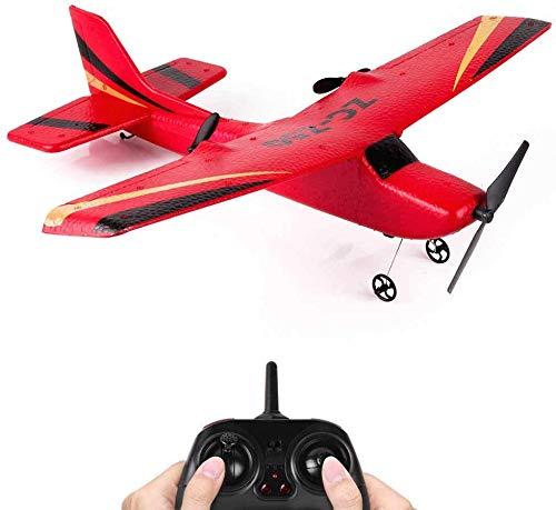 s-idee® S50 Rc Flugzeug ferngesteuert mit 2.4 Ghz Technik mit Lipo Akku und Gyro System RC Flieger