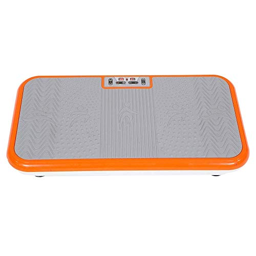 Vibro Shaper – Fitness Vibrationsplatte unterstützt bei Muskelaufbau und Fettverbrennung –...