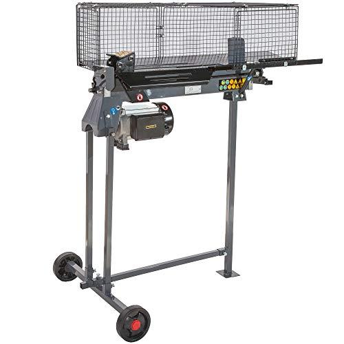 STAHLMANN® Hydraulik-Holzspalter, 7 Tonnen Spaltkraft, inkl. Tisch, stufenlos verstellbarer Spaltweg, TÜV GS...