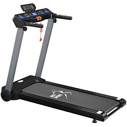 ArtSport Laufband Speedrunner 2500 elektrisch & klappbar 12 km/h | 12 Programme | LCD Display | bis 100 kg...
