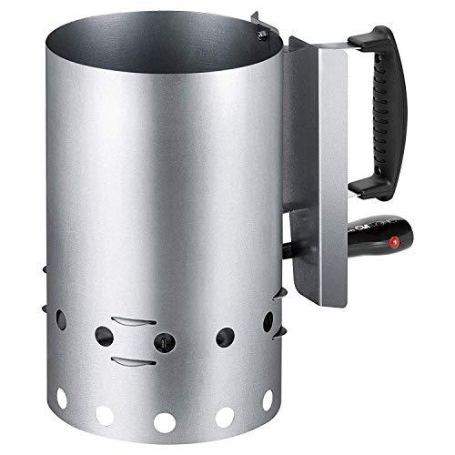 Clatronic EGA 3662, Elektrischer Grillanzünder für sauberen und schnellen Grillgenuss, Wärmeisolierter...