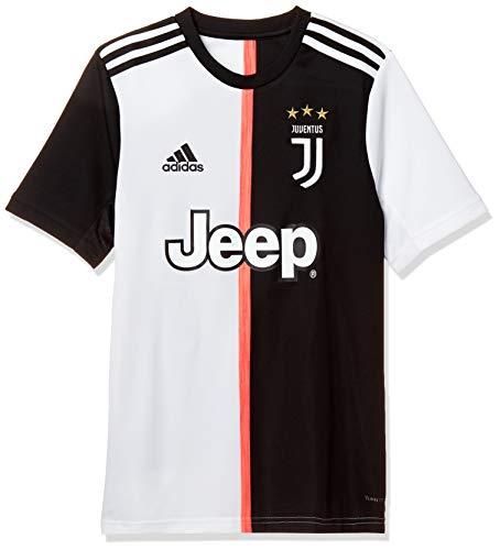 adidas Kinder T-Shirt JUVE H JSY Y, Black/White, 152 (11/12 años), DW5453