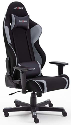 Robas Lund DX Racer OH/RW86/NG R2 Gaming Stuhl XXl für Große Gamer bestens geeignet, mit Wippfunktion Gamer...