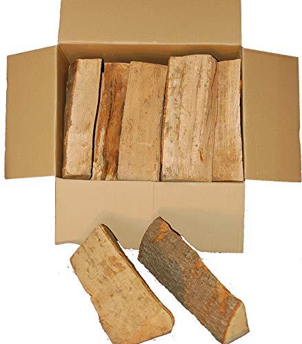 BUCHE 20KG Kaminholz, Brennholz, Feuerholz, Grillholz, ofenfertig, 30 cm Scheitlänge,