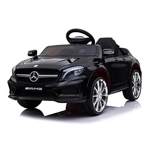 Mondeer AMG GLA 45 Elektroauto für Kinder,Elektrofahrzeuge mit Fernsteuerung Batteriebetrieben 12V...
