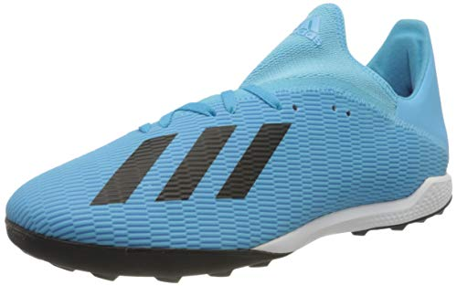 adidas Herren F35375_46 2/3 Turf Football Trainers, Blue, EU
