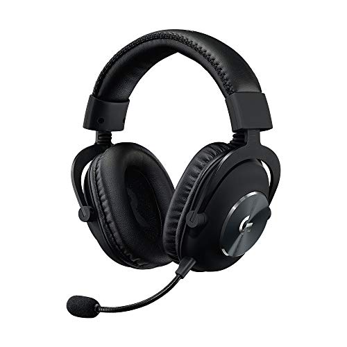 Logitech G PRO X Gaming-Headset (2. Generation) mit Blue VOICE, DTS Headphone:X 7.1, PRO-G 50 mm...