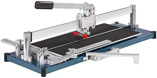 Kaufmann Fliesenschneider TopLine PRO 630 mit einer Gesamtschnittlänge von 630 mm Robust Ausführung mit...