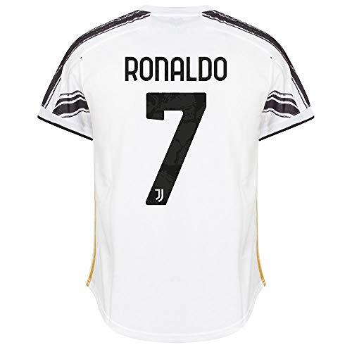 adidas Juventus Ronaldo 7 Home Trikot 2020-2021 - XL