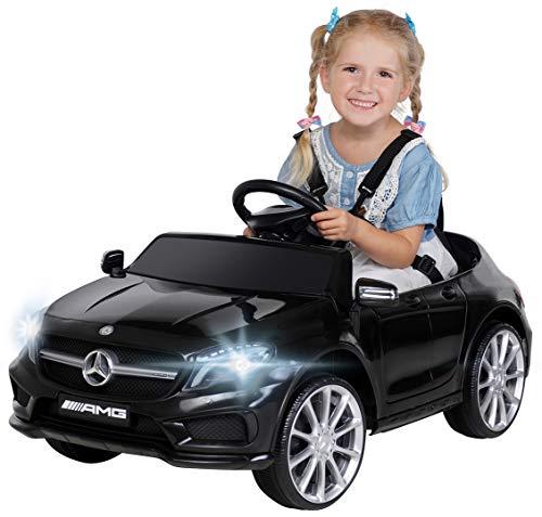 Actionbikes Motors Kinder Elektroauto Mercedes Benz Amg GLA45 - Lizenziert - Rc 2,4 Ghz Fernbedienung -...