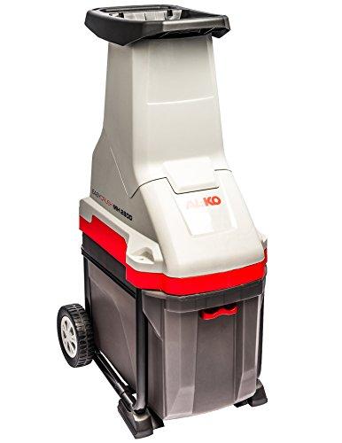 AL-KO Häcksler Easy Crush MH 2800, 2800 W Motorleistung, max. 40 mm Aststärke, 48 Liter Fangbox, kraftvoller...