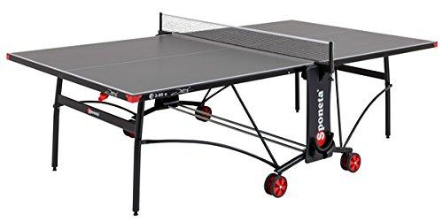 Sponeta Tischtennisplatte OUTDOOR S 3-80 e grau / schwarz (Gestell) …