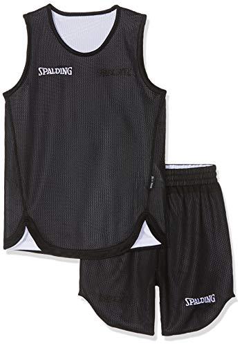 Spalding Kinder DOUBLEFACE KIDS SET Kinder Trikot&shorts Set Trikot Doubleface Set, Mehrfarbig (Reversible...