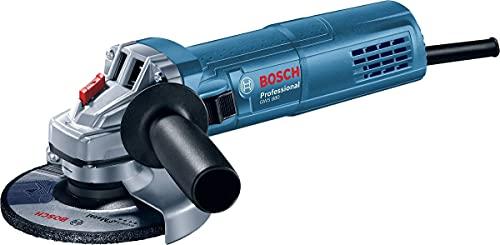 Bosch Professional Winkelschleifer GWS 880 (880 Watt, Scheiben-Ø: 125 mm, Leerlaufdrehzahl: 11.000 min-1, im...