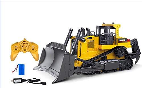 s-idee® S1569 Rc Bulldozer Planierraupe Baumaschine Truck 1:24 LKW Huina 1569