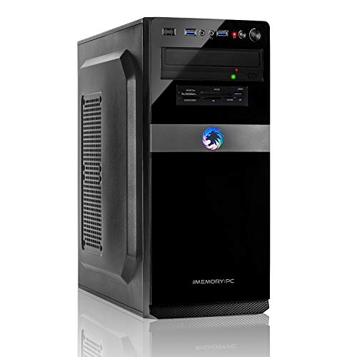 Memory PC Gaming PC Intel Core i5-10500 6X 3.1 GHz, 16 GB, 480 GB SSD+1000 GB HDD, NVIDIA GTX 1650 4GB 4K,...