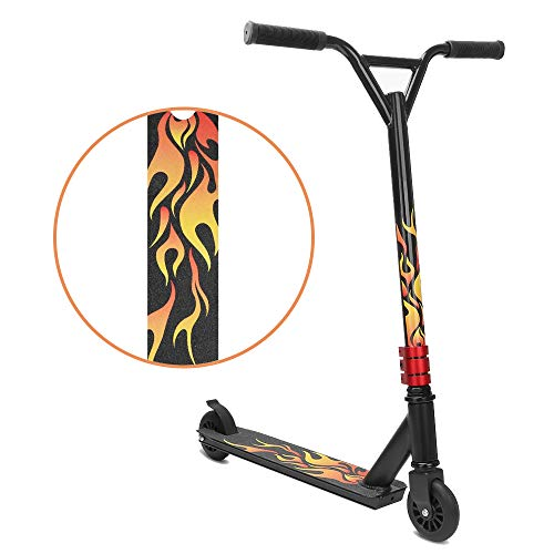 YOLEO Stunt Scooter - Pro Scooter- Robuster Funscooter mit ABEC 7 Kugellagern, Kickscooter, Tretroller,...
