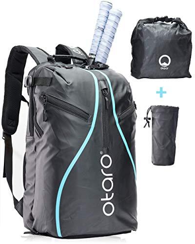 Otaro ® Tennistasche NEU - Elegantes Design & Innovative Raumaufteilung - Deutsches Start-Up unterstützen!...