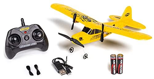 Carson 500505029 Stinger 340 2.4G 100% ferngesteuertes Flugmodell, RC Flugzeug, Robustes RTF (Ready to Fly)...