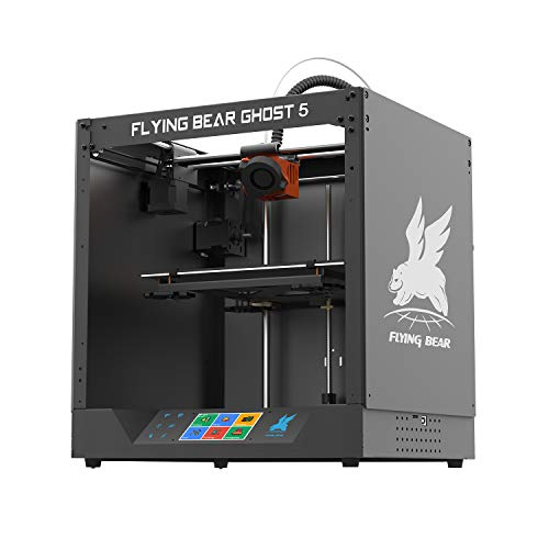 FLYING BEAR Ghost5 3D Drucker WiFi Verbindung mit 3,5 Zoll Touchscreen Heimwerkermaschine DIY FDM Hochpräzise...