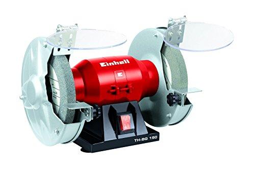 Einhell Doppelschleifer TH-BG 150 (150 W, Drehzahl 2950 min-1, 230 V/50 Hz, inkl. Grob- und...