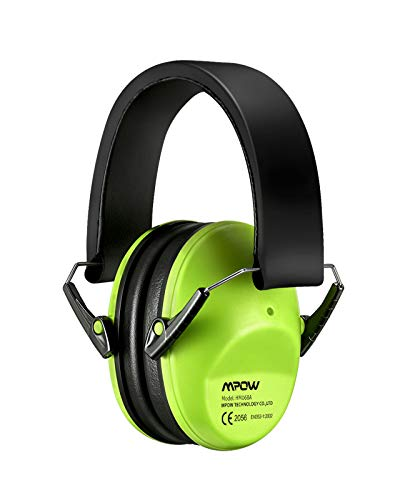 Mpow Kinder Gehörschutz Ohrenschützer Kind mit SNR 29dB Hörschutz Faltbar Komfortabel Kapselgehörschutz...