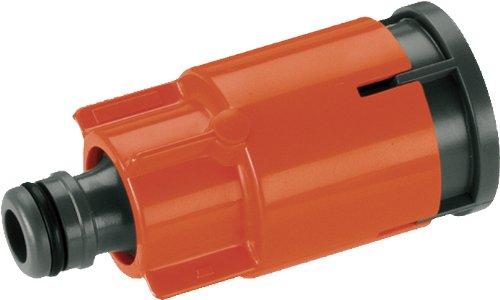 Gardena Wasserstecker mit Stoppventil: Ersatzteil für Gardena Wassersteckdose Art.-Nr. 2797, Wasseranschluss...