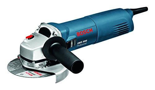 Bosch Professional Winkelschleifer GWS 1000, 125 mm Scheiben-Ø, 1000 W, Karton, 0601821800