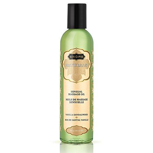 KamaSutra Naturals Massage Öl, 260 g