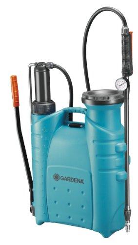 Gardena Comfort Rückenspritzgerät 12 l: Drucksprühgerät zur Pflege von Pflanzen/Obstgehölzen, auch für...
