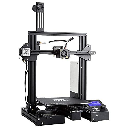 Creality 3D Drucker Ender 3 Pro mit Meanwell-Netzteil, 32 Bit board und einer Jahresgarantie von 220 x 220 x...