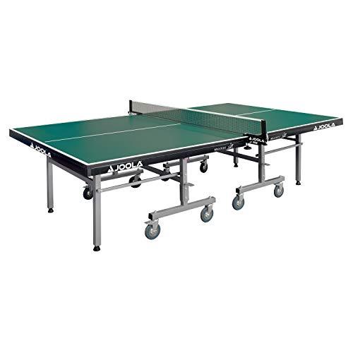 JOOLA Unisex– Erwachsene World Cup 25-S Ittf Tischtennisplatte, Grün, 274 х 152.5 х 76