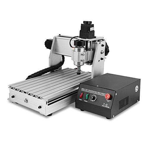 BuoQua Fräsmaschine CNC Graviermaschine 3040T Mit USB 3 Achsen Gravur Maschine 4MM Engraver Machine für...
