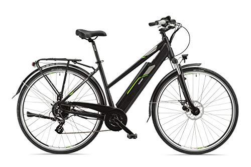 Telefunken E-Bike Damen Elektrofahrrad Alu 28 Zoll mit 8-Gang Shimano Acera Kettenschaltung, Pedelec...