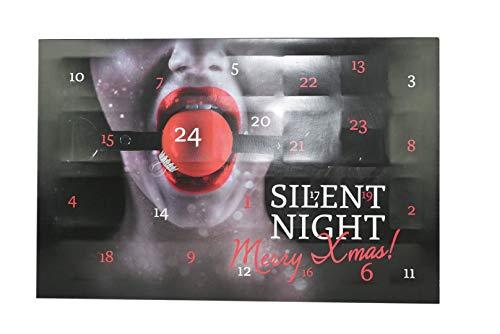 AMOR Silent Night Erotischer Fetisch-Adventskalender 2019