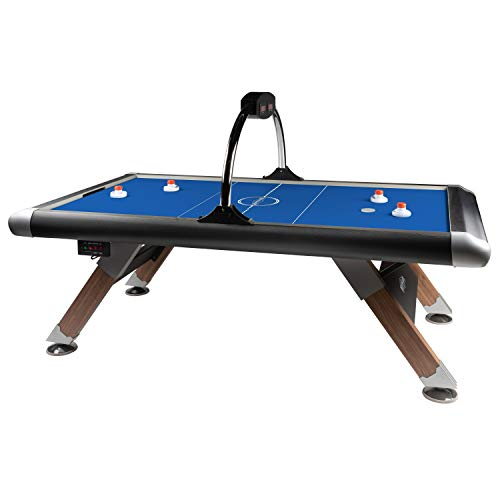 Automaten Hoffmann Airhockey-Tisch Blue Thunder | 90 kg| Privat, Schule, Verein | High-Speed-Oberfläche |...