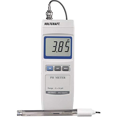 VOLTCRAFT PH-100 ATC pH-Messgerät