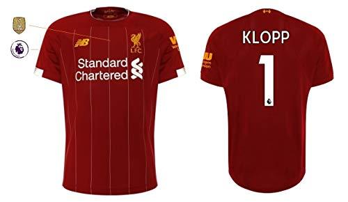FC Liverpool Trikot Herren 2019-2020 Home PL WC (Klopp 1, L)