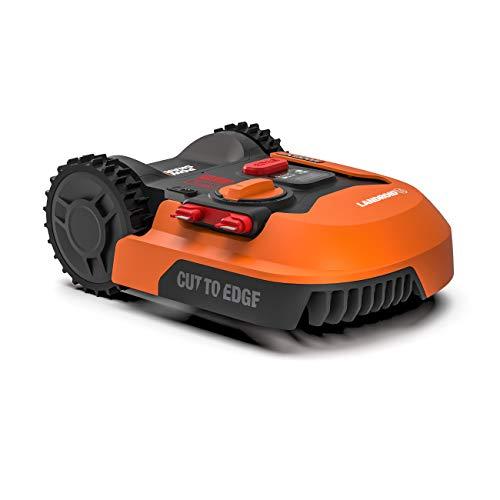 WORX Landroid M WR142E Mähroboter/Akkurasenmäher für Gärten bis 700 qm/Selbstfahrender Rasenmäher für...