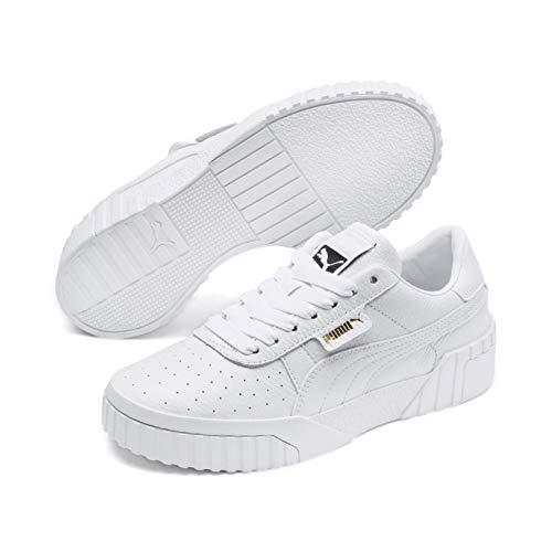 Puma Damen Cali Wn's Fußballschuhe, Weiß White White, 42 EU