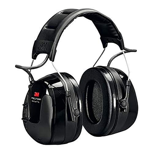 3M Peltor WorkTunes Pro FM Radio Gehörschutz, 32dB - Zuverlässiger Ohrenschutz mit integriertem Radio -...