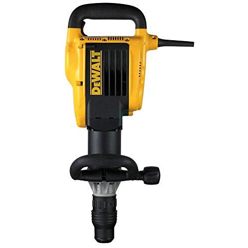DeWalt SDS-max Abbruchhammer (1,500 Watt, mit Überlastreserven auch bei härtestem Einsatz, Magnesiumgehäuse...