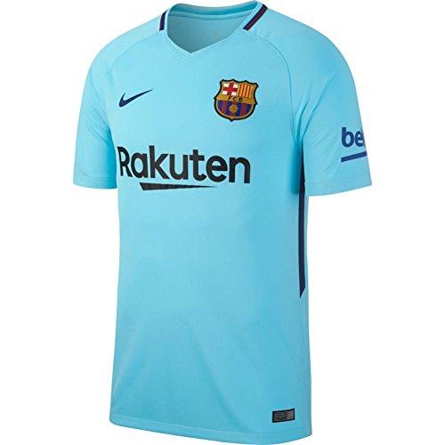 Nike Herren Breathe FC Barcelona Stadium Trikot, Polarized Blue/Deep Royal Blue, XL