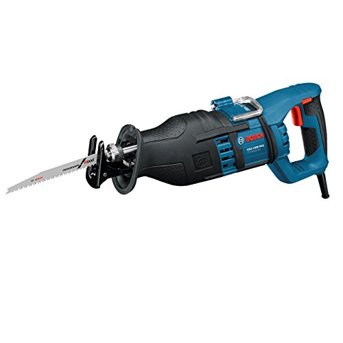 Bosch Professional Säbelsäge GSA 1300 PCE (1.300 Watt, max. Schnitttiefe: 230 mm, mit SDS und Constant...
