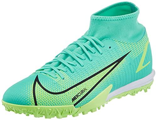 Nike Herren CV0953-403_44,5 Turf Football Trainers, Blue, 44.5 EU