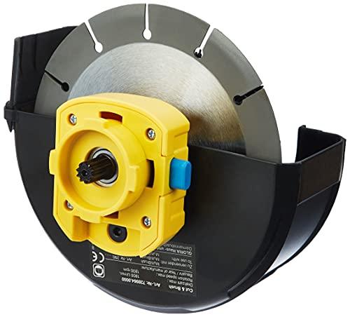 GLORIA Cut&Brush 2-in-1 Kantenschneider   Zubehör für MultiBrush li-on und MultiBrush speedcontrol  ...