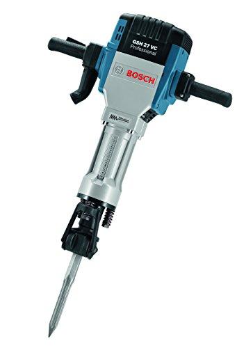 Bosch Professional Schlaghammer GSH 27 VC (2.000 Watt Nennaufnahmeleistung, 62 J Schlagenergie, max., 1.000...