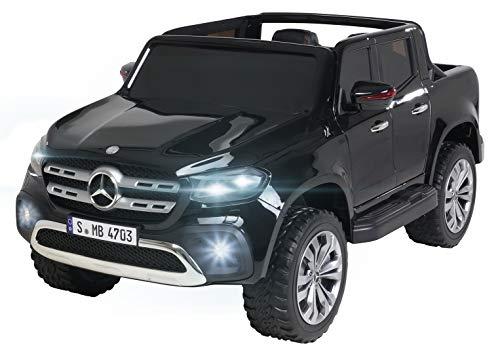 Actionbikes Motors Kinder Elektroauto Mercedes Benz X-Klasse - Lizenziert - 4 x 45 Watt Motor -...