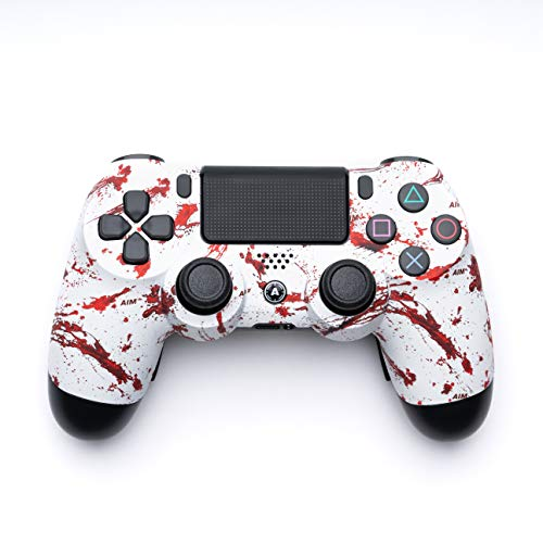 AimControllers - Custom PS4 Controller - DualShock 4 - Sony Playstation 4 Konsole Personalisiert Gamepad -...